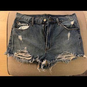 Articles of Society Jean shorts